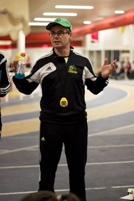 Coach - Sean (Indoor Track)